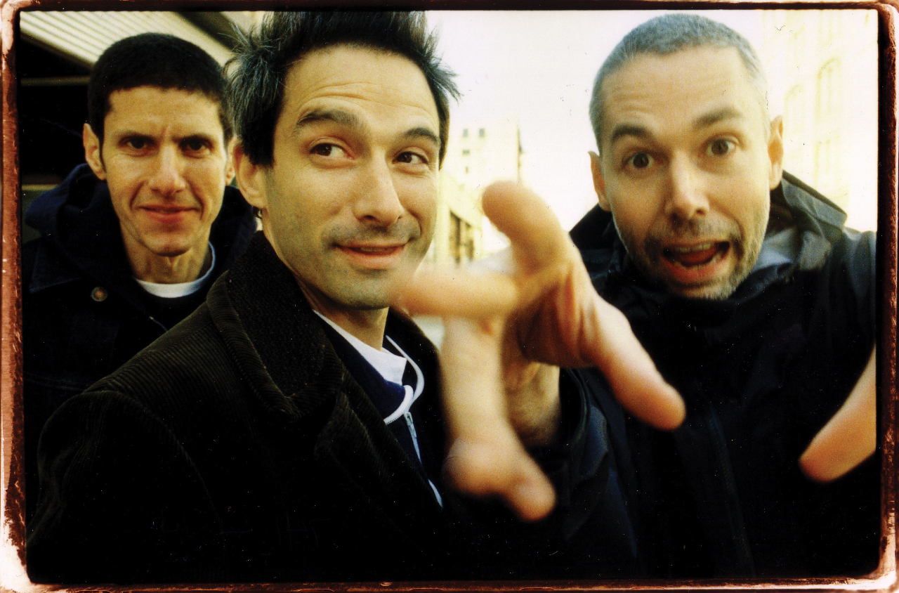Mike D, Adrock et MCA