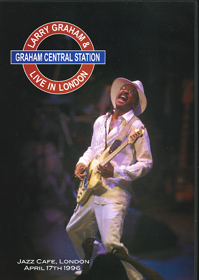 Larry Graham & GCS Live in London 1996 DVD