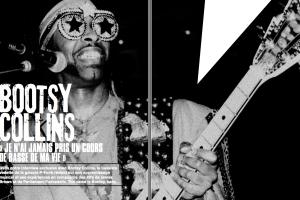 Bootsy Collins en vedette de FunkU #15