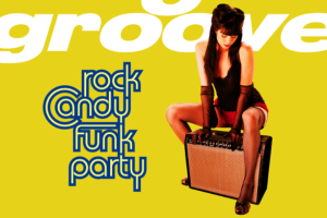 Rock Candy Funk Party vous offre une guitare ddicace par George Clinton !