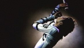 Michael Jackson Wembley UK bad tour DVD cover - vignette