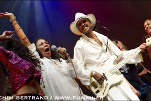 Live Report : Larry Graham & Graham Central Station live @ Jazz à la Villette (04/09/2012)
