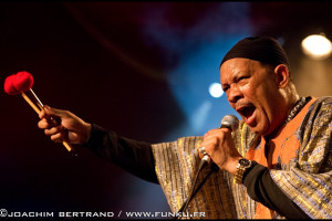 Live Report : Roy Ayers/Chlorine Free live @ Jazz  la Villette, Paris 08/09/2012