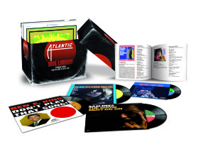 Atlantic Soul Legends - The Ultimate 20 CDs soul boxset !