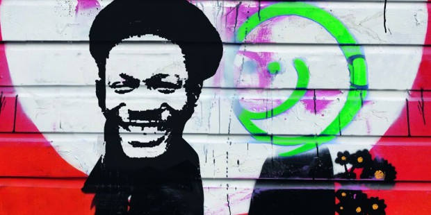 Horace Andy borken beats CD cover