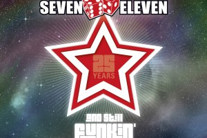 Seven Eleven fte ses 25 ans