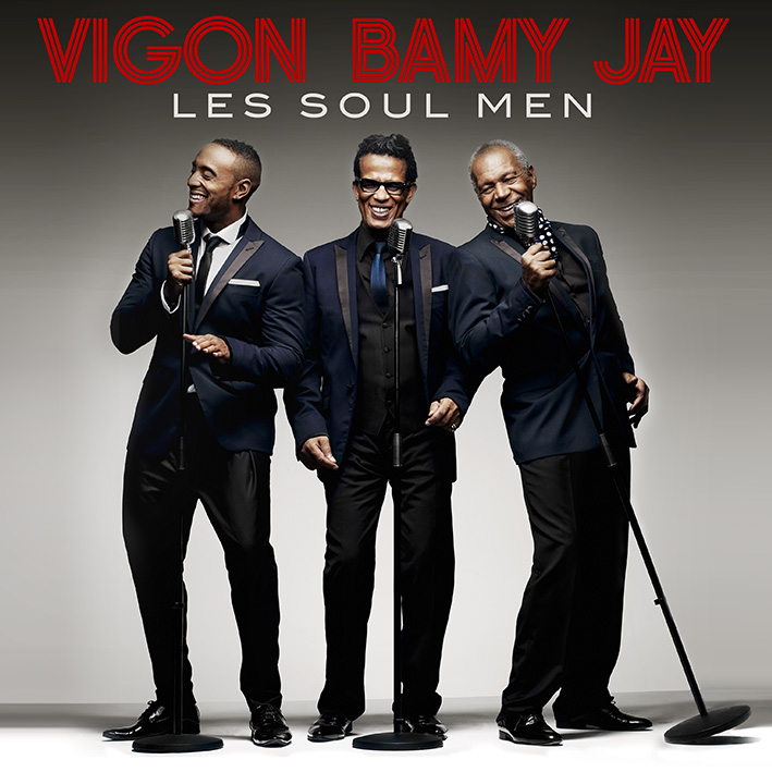 Vigon, Bamy, Jay - Les Soul Men