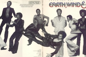 "Réédition : Earth Wind & Fire ""That's The Way Of The World"" en vinyle (masters originaux)"