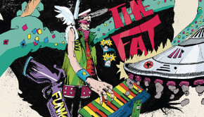 Fat Badgers EP cover 620pix