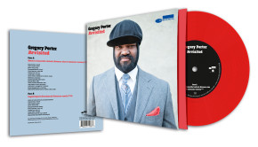 "Gregory Porter - Revisited - collector 7"" - Record Store Day 2014 (Blue Note / Universal)"