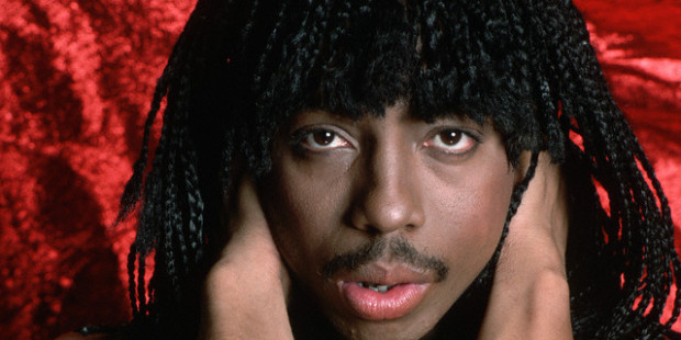 Motown Recording Artist Rick James