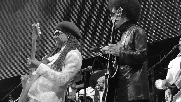 Nile Rodgers + Prince