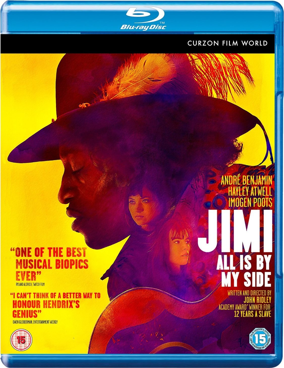 Jimi All Is By My Side Blu