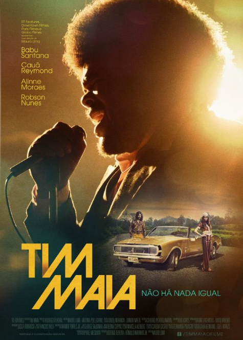 Tim Maia poster