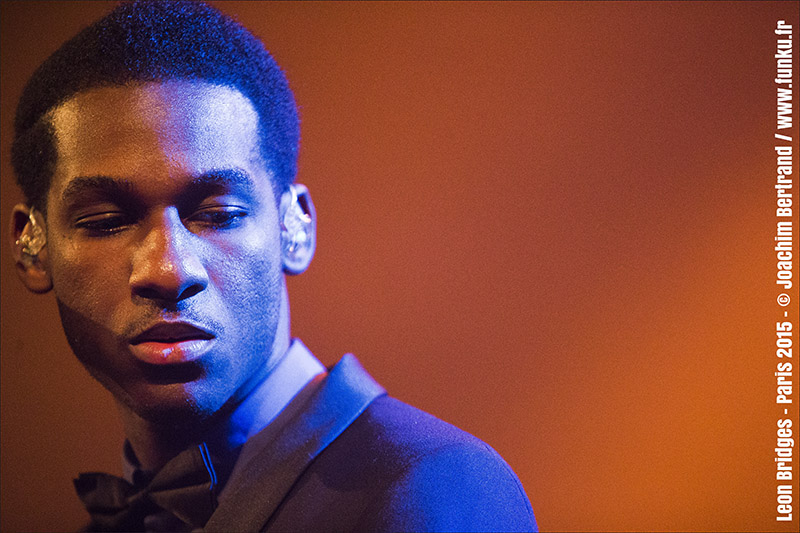 Leon Bridges @ Afropunk festival - Paris