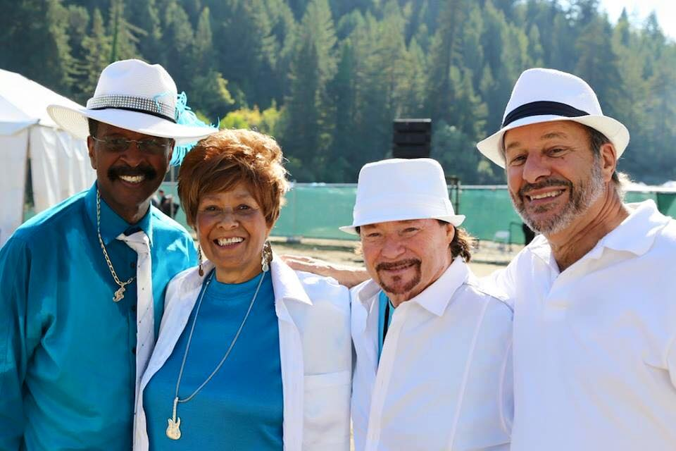 Larry Graham + Family Stone
