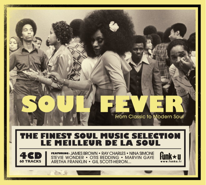 Soul Fever Sticker