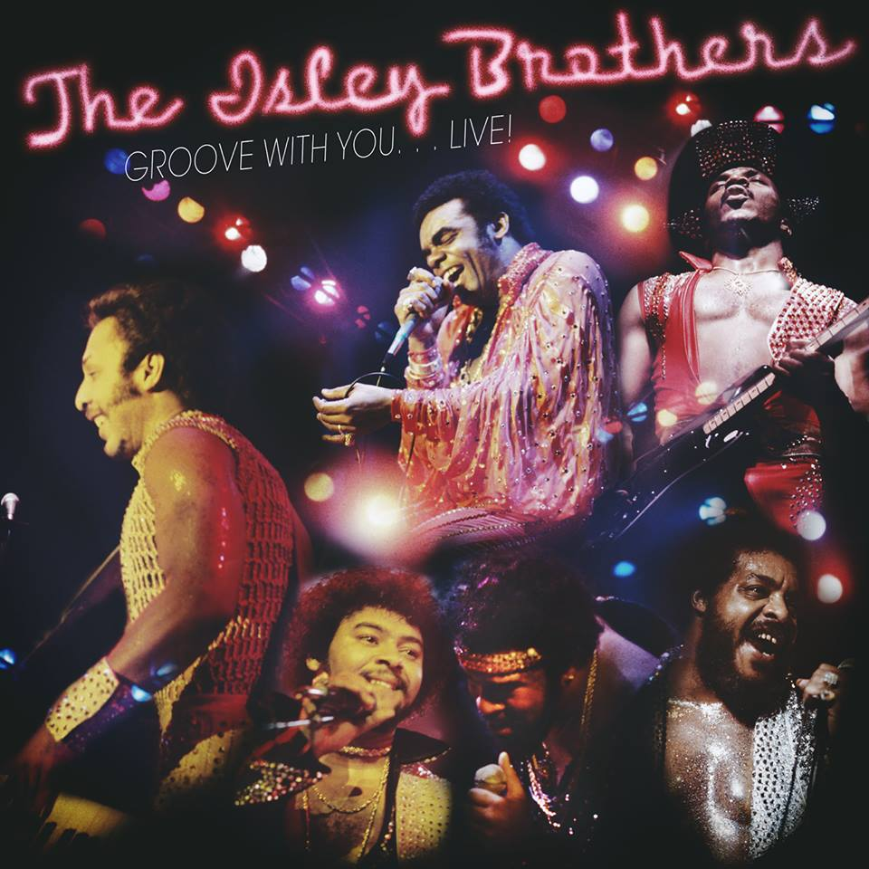 Isley Brothers live lp