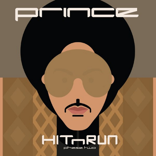 Prince+HITnRUN+Phase+Two+Album