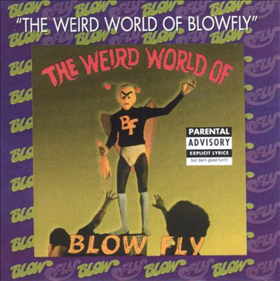 Weird World Blowfly