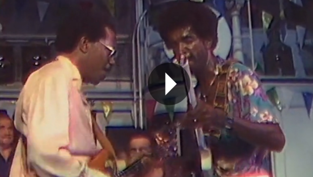 Crusaders+Larry Graham Montreux