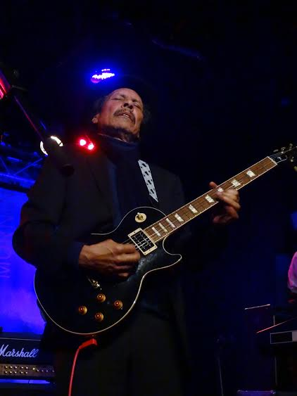 Shuggie Otis @ New Morning, 17 Fév 2016