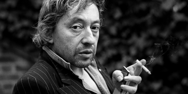 Serge Gainsbourg Portrait Session