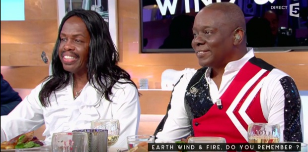 EarthWind&Fire+CAVous