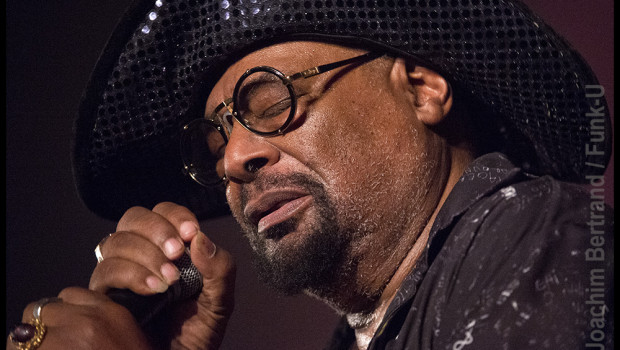 George Clinton @ Le Trianon Paris France