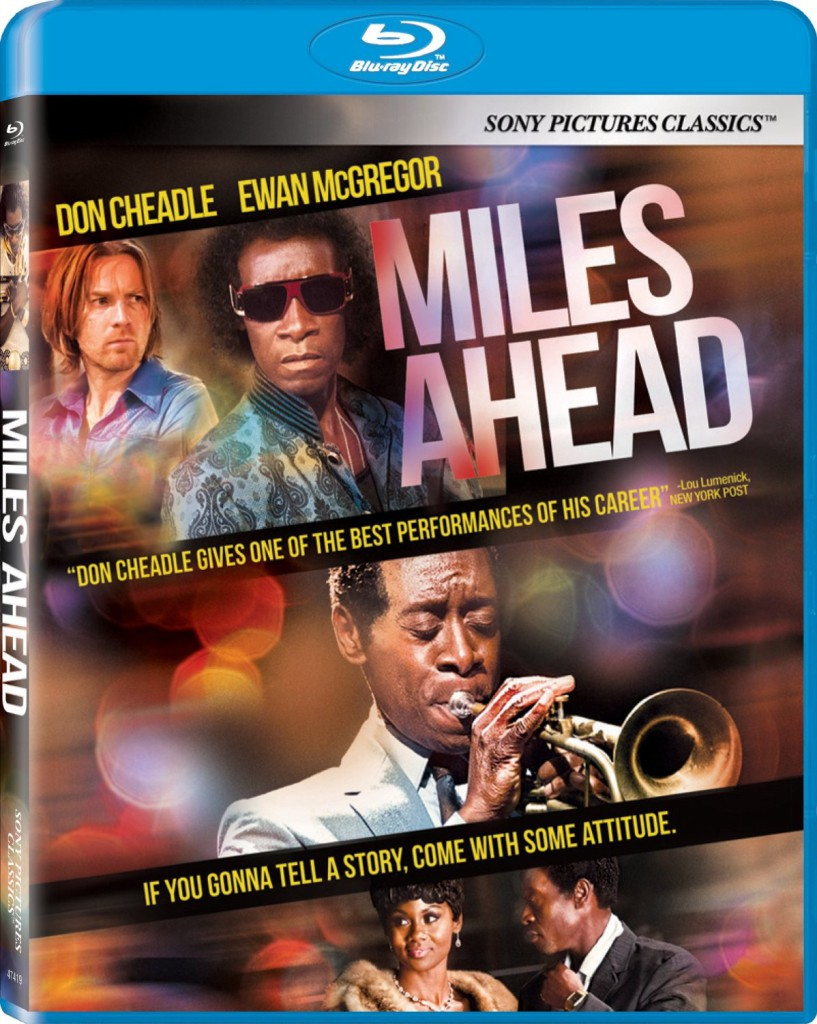 Miles ahead blu-ray