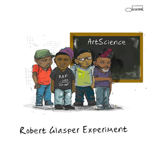 Robert Glasper Artscience