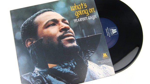 "Marvin Gaye ""What's Going On"""