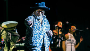 George Clinton Stockholm