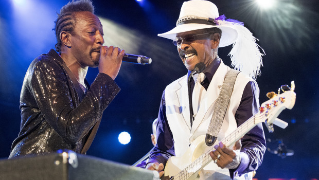 Marco Prince - FFF + Larry Graham