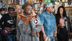 George Clinton Tiny Desk
