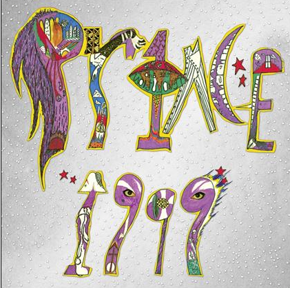 Prince 1999Deluxe cover