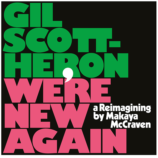 Gil Scott New Again