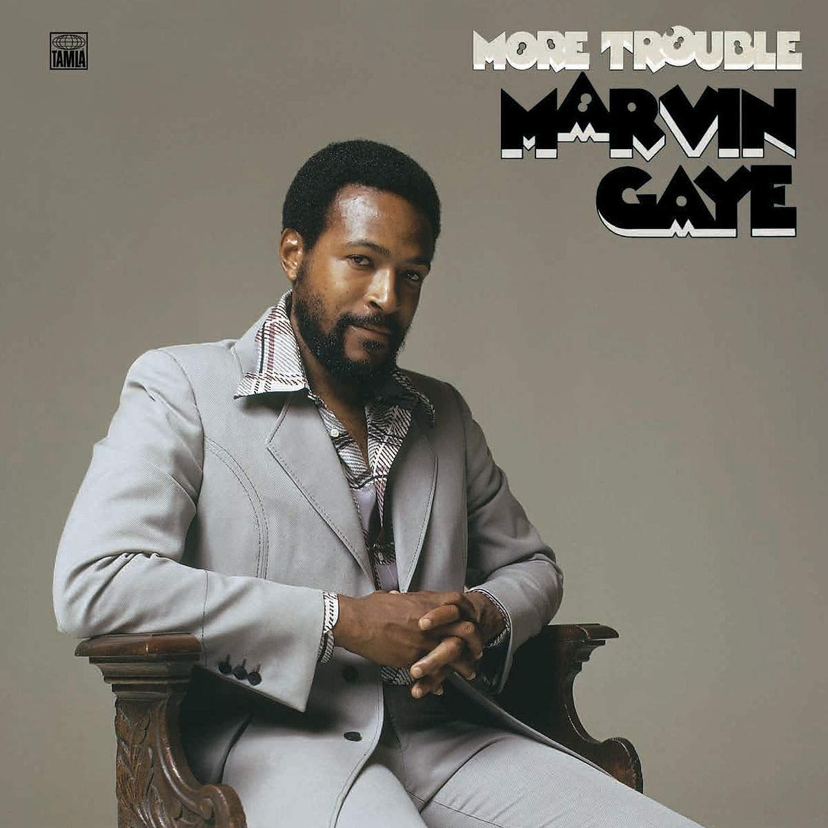 More Trouble - Marvin Gaye