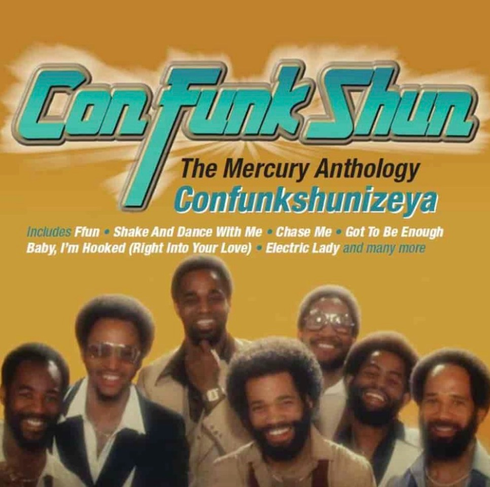 Confunkshunizeya – The Mercury Anthology